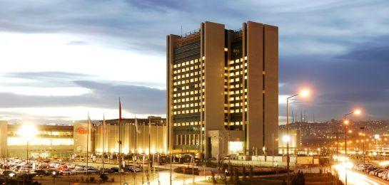 Ankara Crowne Plaza Hotel