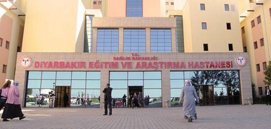 Diyarbakır 400 Yataklı Eğitim ve Araştırma Hastanesi